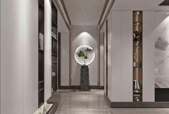 100平米三室两厅中式风格走廊图片