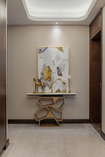 140平米三室两厅混搭风格玄关装修图片大全