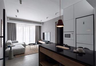 60平米现代简约风格玄关设计图