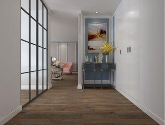 130平米三室三厅美式风格玄关图片大全