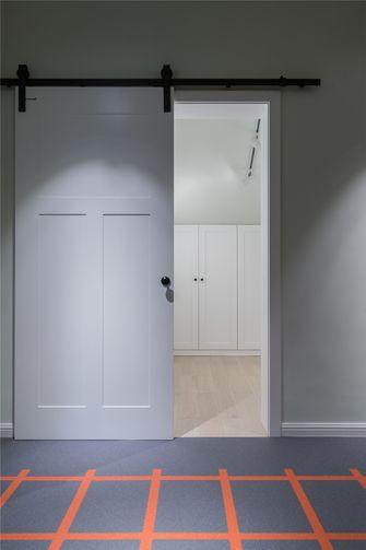 120平米三室两厅北欧风格健身室装修效果图