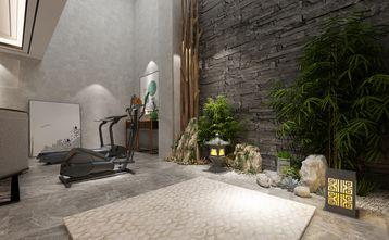 140平米复式新古典风格健身室图片大全