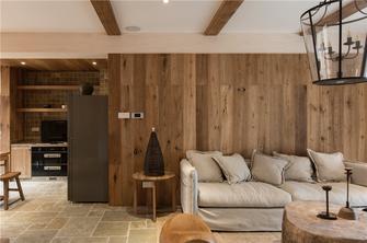 140平米四室三厅日式风格客厅图片