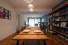 90平米三北欧风格餐厅家具图片