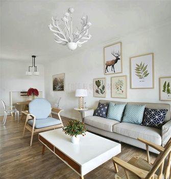 70平米宜家风格客厅效果图