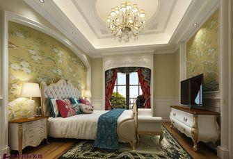 140平米别墅欧式风格卧室设计图
