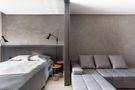 60平米一室一厅混搭风格卧室装修效果图