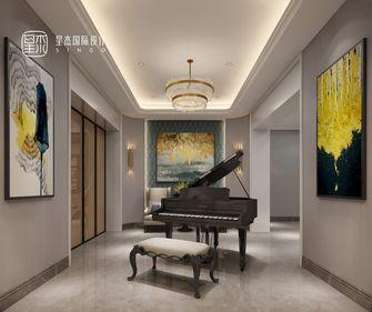140平米复式美式风格走廊装修案例