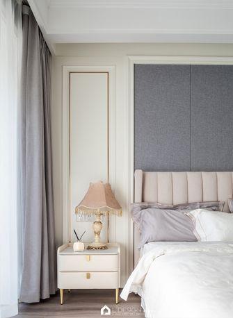 豪华型140平米别墅法式风格卧室欣赏图