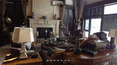 140平米别墅东南亚风格客厅家具欣赏图