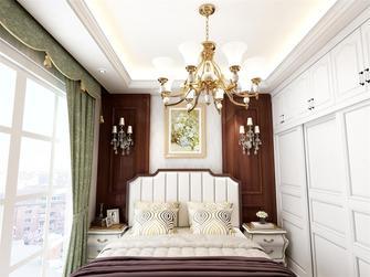 90平米别墅美式风格卧室图