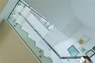 90平米复式现代简约风格楼梯间图
