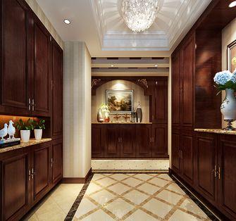140平米三室三厅欧式风格玄关图片