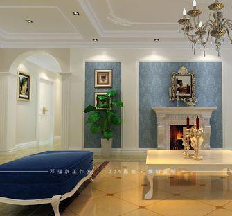 经济型130平米三室两厅美式风格走廊图片