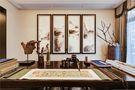 110平米三中式风格卧室装修图片大全
