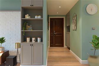 富裕型120平米三室两厅地中海风格走廊装修案例