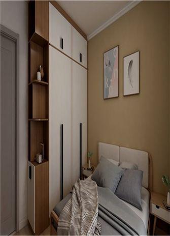 90平米三北欧风格卧室图片