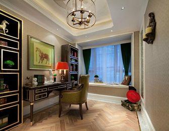 120平米新古典风格书房图片