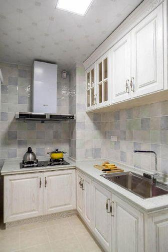 110平米三混搭风格厨房欣赏图