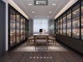 140平米四室三厅欧式风格衣帽间鞋柜欣赏图