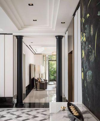 140平米三欧式风格玄关欣赏图