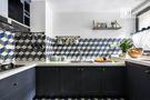 80平米美式风格厨房装修图片大全