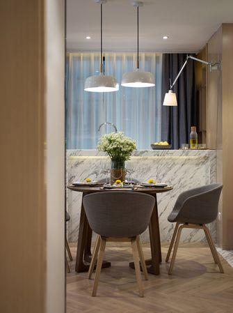 60平米一室两厅其他风格餐厅图片
