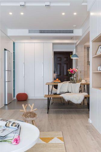 100平米三室两厅北欧风格餐厅装修效果图