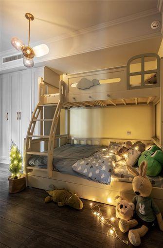 100平米三混搭风格儿童房图片