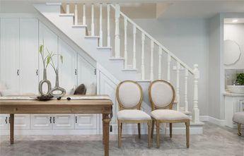 130平米复式美式风格客厅装修案例