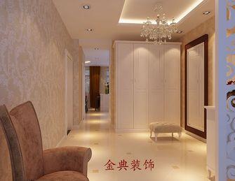 经济型60平米一室一厅混搭风格玄关图片