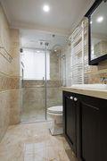 140平米三新古典风格卫生间图片