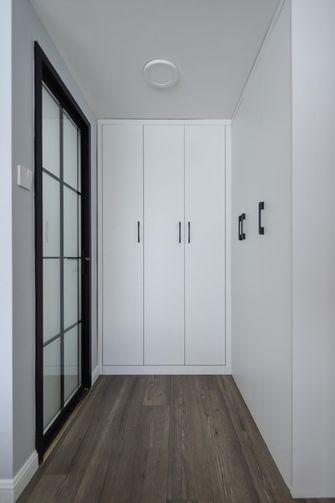 90平米三室两厅现代简约风格衣帽间装修效果图