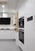 140平米四日式风格厨房欣赏图