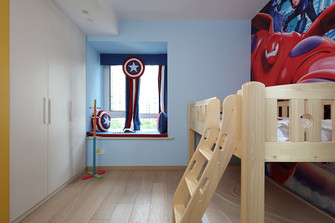 140平米四室两厅日式风格儿童房图片大全