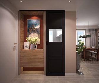 5-10万90平米现代简约风格玄关装修案例