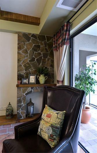 10-15万110平米三室一厅田园风格阳光房设计图