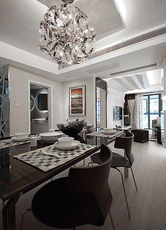20万以上80平米现代简约风格餐厅装修效果图