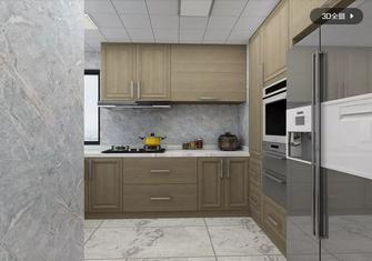 120平米四室一厅中式风格厨房图片大全