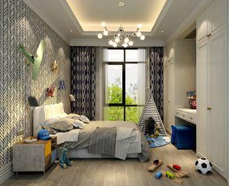 140平米别墅欧式风格卧室装修图片大全