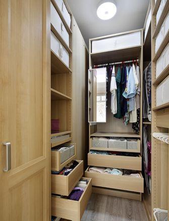 100平米三室两厅日式风格衣帽间装修图片大全