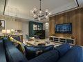 80平米北欧风格客厅沙发装修效果图