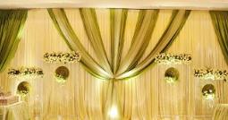 婚礼舞台布置风格