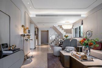 140平米三室两厅混搭风格走廊图片大全