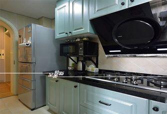 50平米一室两厅混搭风格厨房设计图