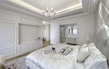 经济型110平米欧式风格卧室橱柜装修效果图