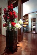 10-15万130平米四室两厅东南亚风格走廊装修案例