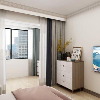50平米一室一厅北欧风格阳台装修案例