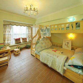 110平米三室一厅其他风格卧室装修案例