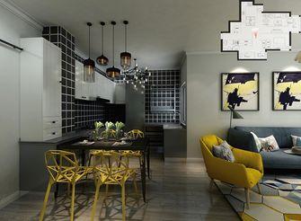 80平米一室一厅新古典风格餐厅装修图片大全